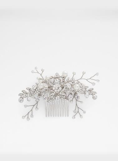 Aldo Mullender - Gümüş Kadin Saç Aksesuari Gri